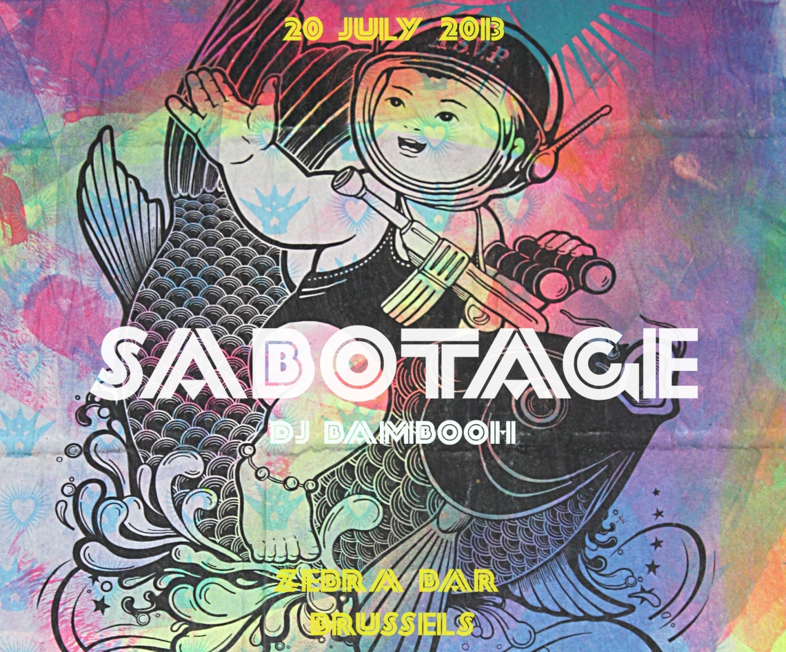 Sabotage 11 20130715