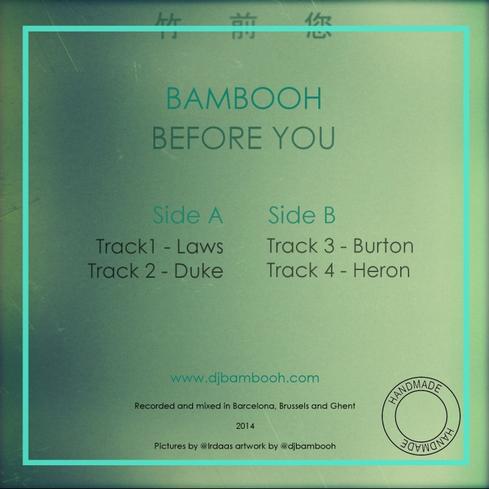 Bambooh - Before you  rear cover 3
