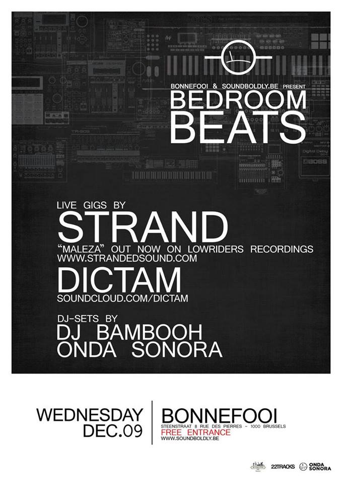 Bedroom beats Strand