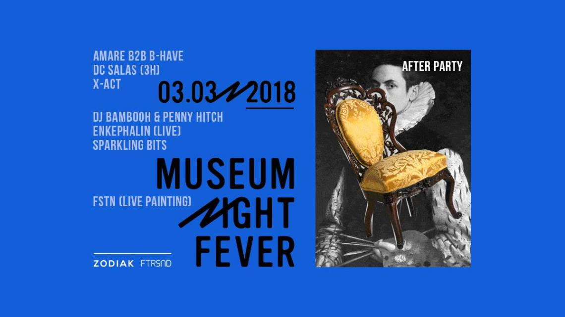 MUSEUM NIGHT FEVER